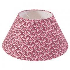 Red Lamp Shade - Pilgrim Booti