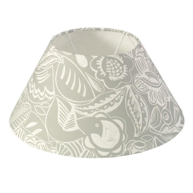 Grey Lampshade Small