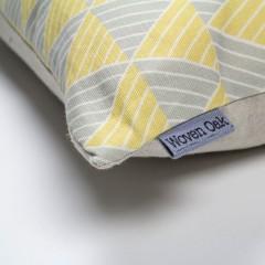 Linen Cushion corner