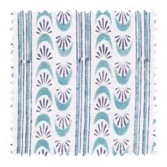 Herritage Fabric Pilgrim Stripe